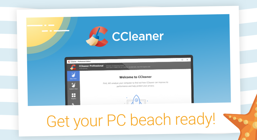 5 tips to get your PC beach ready