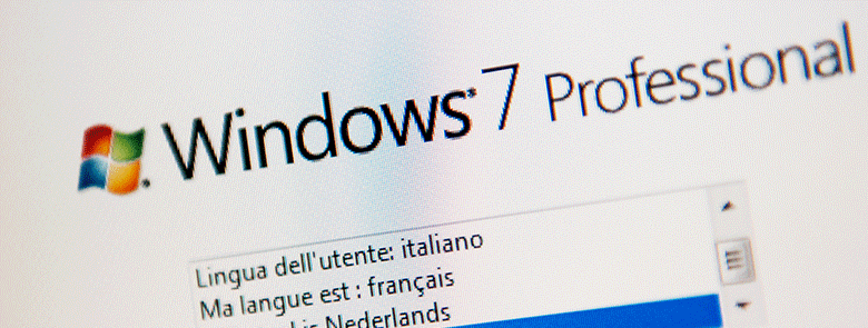 Windows 7 discontinued: make sure your PC is secure