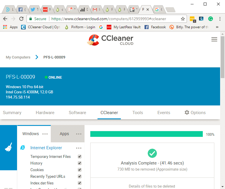 Ccleaner free download for pc