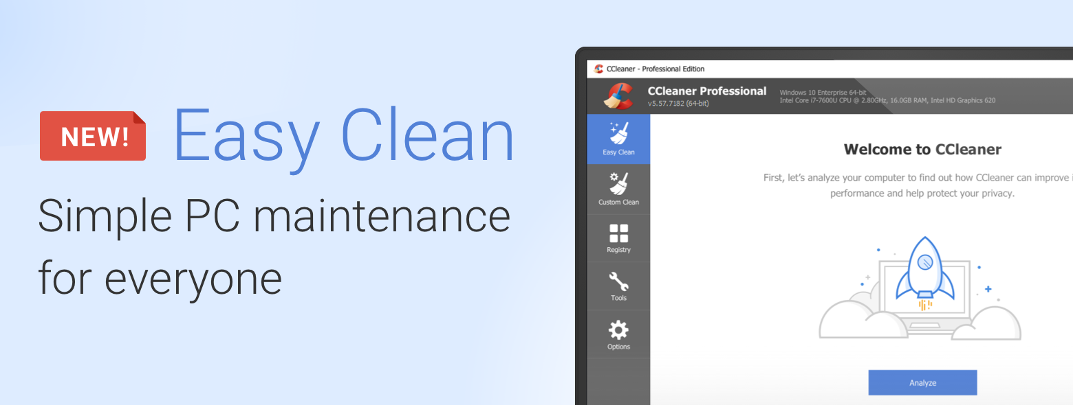 CCleaner com - Introducing, Easy Clean: our new, simplified cleaning