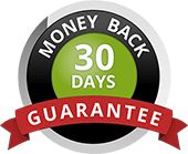 30 days' money-back guarantee