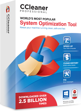 CCleaner Professional Edition product image